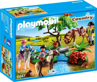 Playmobil Country Horseback Ride 6947