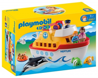 Playmobil My Take Along Ship 6957