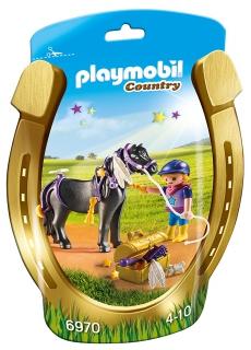 Groomer with Star Pony 6970