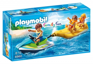 Playmobil Personal Watercraft with Banana Boat 6980