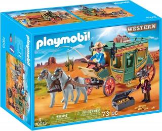Playmobil Western Stagecoach 70013