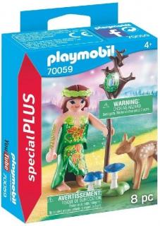 Playmobil Fairy with Deer 70059