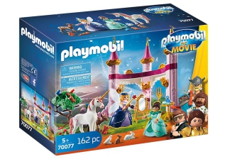 Playmobil: The Movie Marla in the fairy Castle 70077