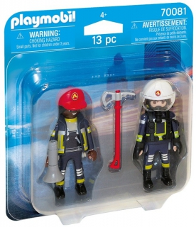 Playmobil Rescue Firefighters Duo Pack 70081