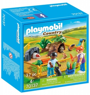 Playmobil Farm Animal Enclosure 70137