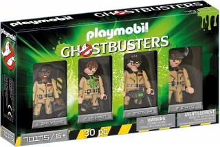 Playmobil Ghostbusters Collector's Set Ghostbusters 70175