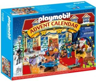 Playmobil Advent Calendar - Christmas Toy Store 70188