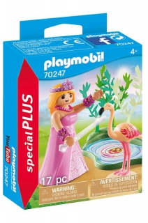Playmobil Princess at Pond 70247