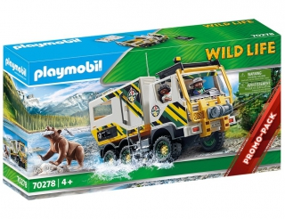 Playmobil Outdoor Expedition Truck 70278