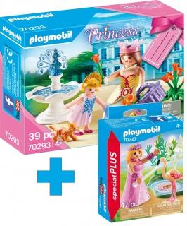 Playmobil Princess Gift Set bundle