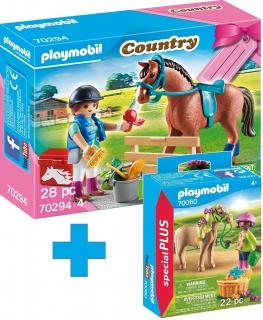 Playmobil Horse Farm Gift Set bundle