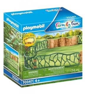 Playmobil Zoo Enclosure 70347