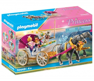 Playmobil Horse Drawn Carriage 70449