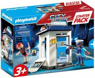 Playmobil Starter Pack Police 70498