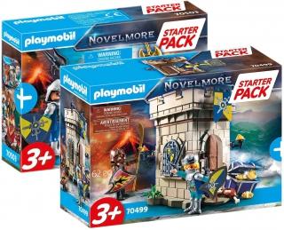 Playmobil Knights Starter Pack Bundle 70499503