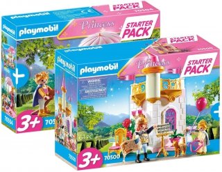 Playmobil Princess Starter Pack Bundle 70500504