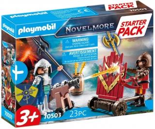 Playmobil Novelmore Knights Duel Starter Pack 70503