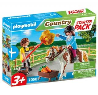 Playmobil Horse Riding Starter Pack 70505