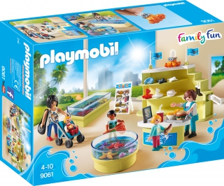 Playmobil Aquarium Shop 9061