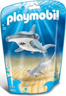 Playmobil Hammerhead Shark with Baby 9065