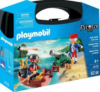 Playmobil Treasure Raiders Carry Case 9102