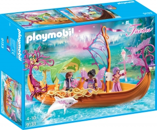 Playmobil Enchanted Fairy Ship 9133