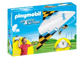 Playmobil Outdoor Action Hang Glider 9206