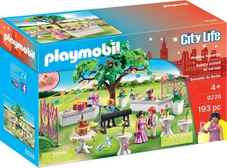 Playmobil Wedding Reception 9228