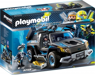 Playmobil Dr. Drone's Pickup 9254