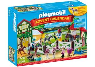 Playmobil Advent Calendar - Horse Farm 9262