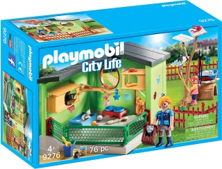 Playmobil Purrfect Stay Cat Boarding 9276