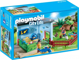 Playmobil Small Animal Boarding 9277