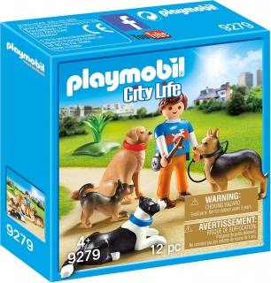 Playmobil Dog Trainer 9279