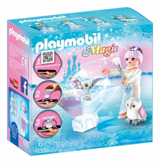 Playmobil Ice Flower Princess 9351