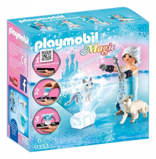 Playmobil Winter Blossom Princess 9353