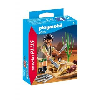 Playmobil Archeologist 9359