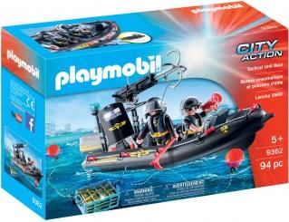 Playmobil Tactical Unit Boat 9362