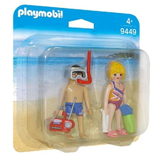 Playmobil Beachgoers 9449