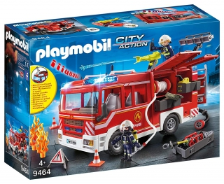 Playmobil Fire Engine 9464
