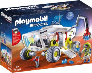 Playmobil Mars Research Vehicle 9489