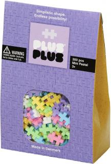 Plus-Plus Mini Pastel 300 pcs