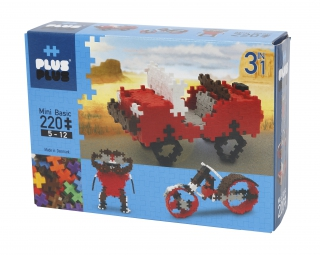 Plus-Plus Mini Basic 3-in-1 220 pcs 3710