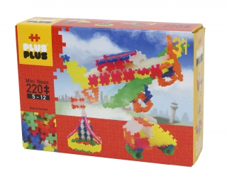 Plus-Plus Mini Neon 3-in-1 220 pcs 3711