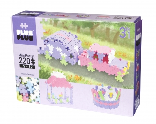 Plus-Plus Mini Pastel 3-in-1 220 pcs 3712