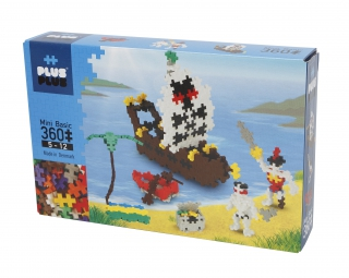 Plus-Plus Mini Basic 360 PIRATES 3729