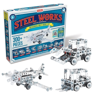 SCHYLLING Steel Works Mechanical Multi-Model Set