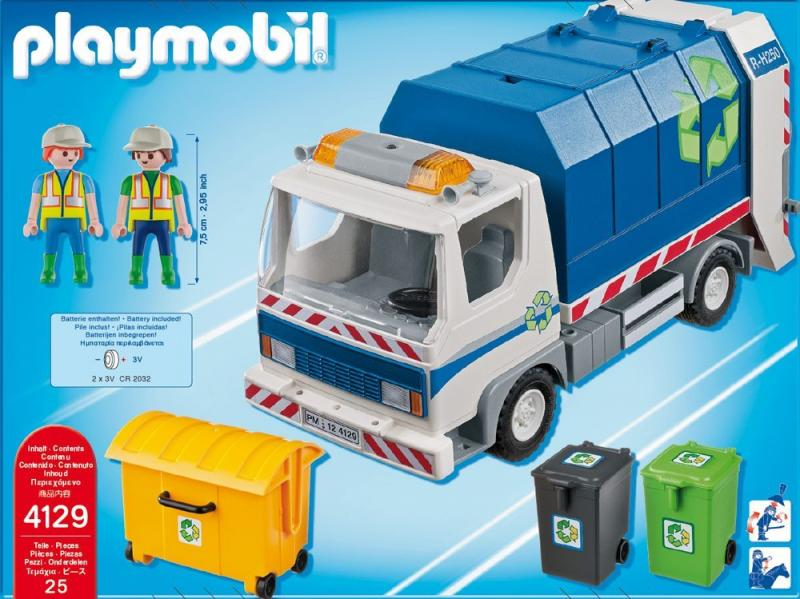 garbage truck toys r us with Playmobil Recycling Truck 4129 on Playmobil recycling truck 4129 in addition Trucks moreover Recycling furthermore 2 also Boggy.