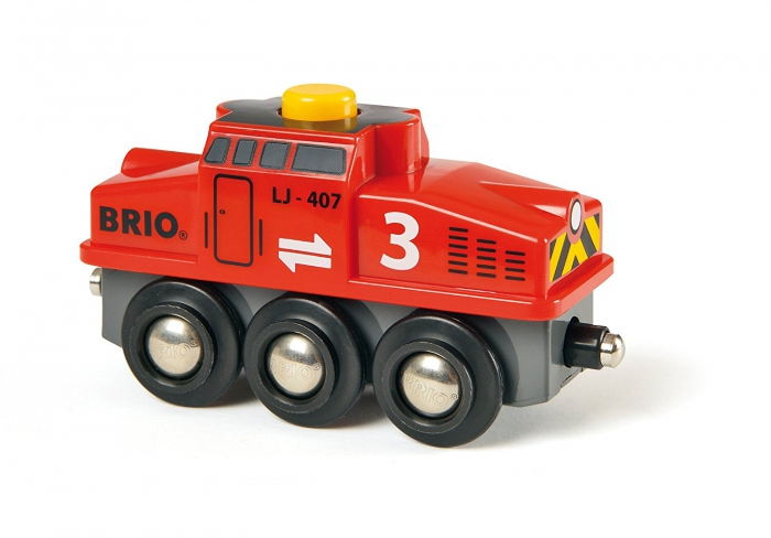 Lift And Load Railway  Brio Lift And Load Train Set