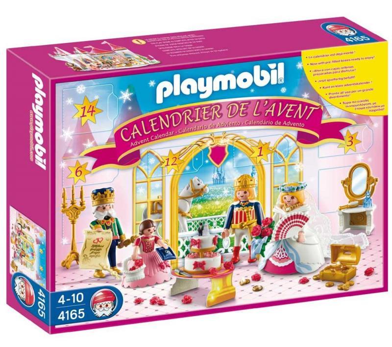 Playmobil princess advent calender 4165 table mountain toys - Table de jeu playmobil ...