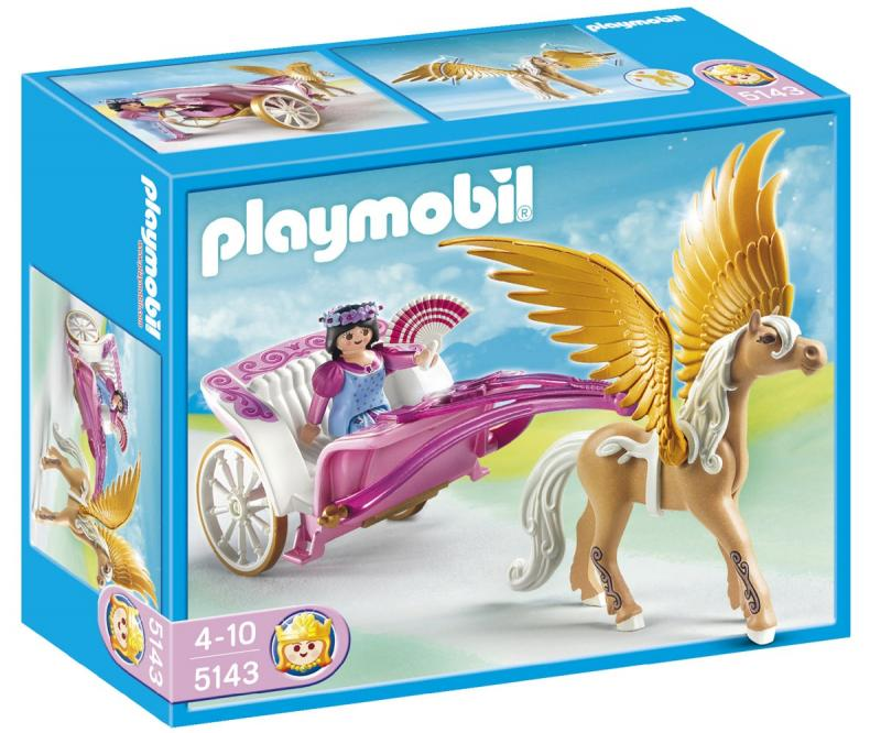 Playmobil Pegasus Carriage 5143 Table Mountain Toys